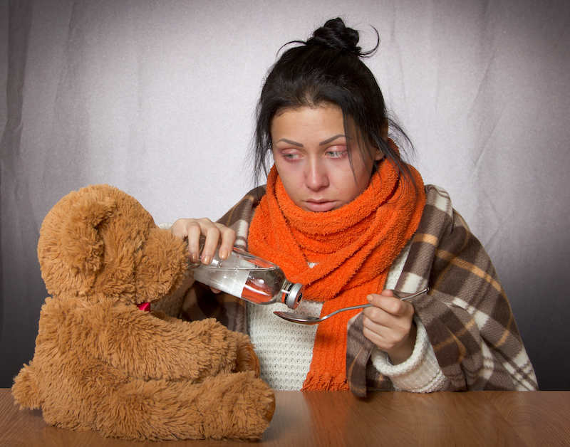 Why Going To Work Sick Is A  Bad Idea